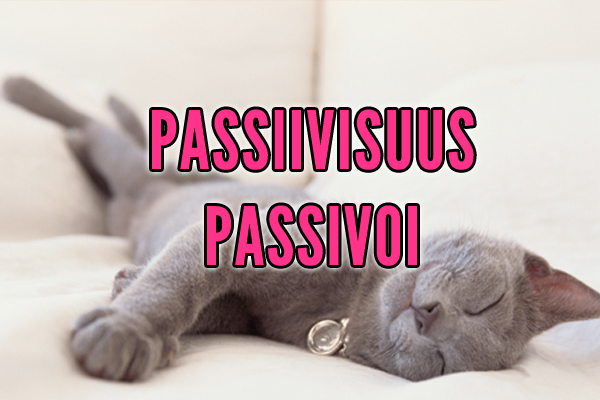 passiivisuus