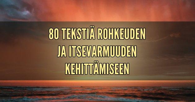 80 TEKSTIÄ