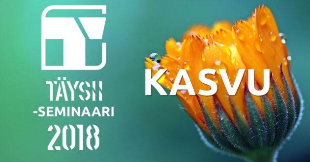täysii seminaari 2018