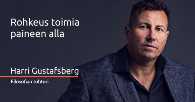 harri gustafsberg
