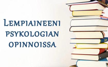 psykologian opiskelija